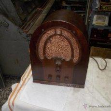 Radios de válvulas: RADIO CAPILLA PHILCO. Lote 42598011