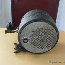 Radios de válvulas: MAGNIFICA RADIO DE COCHE WESTINGHOUSE DE 1935,NO ENCONTRARAS OTRA ASI,MODELO WR500,RADIO ANTIGUA. Lote 42679525