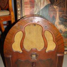 Radios de válvulas: PRECIOSA RADIO DE CAPILLA MARCA CROSLEY(USA).AÑO 1934.. Lote 42994408