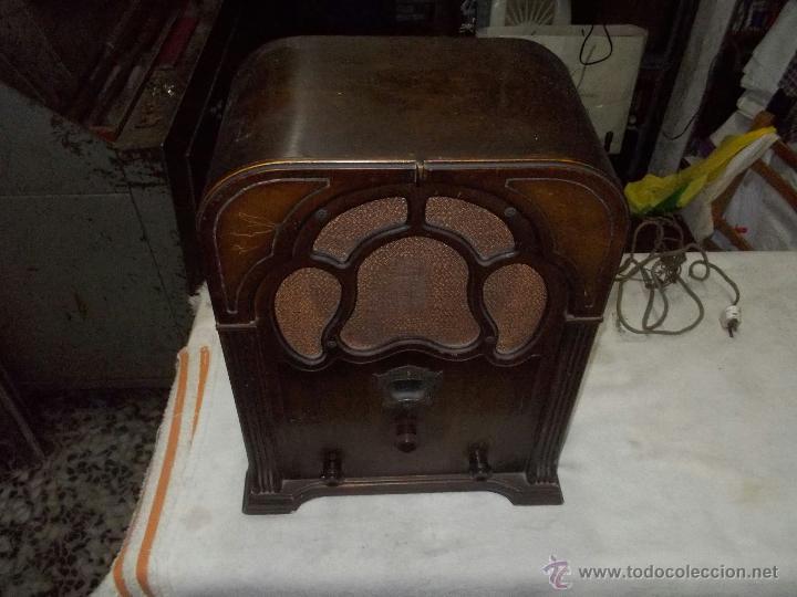 RADIO CROSLEY MODELO 150 (Radios, Gramófonos, Grabadoras y Otros - Radios de Válvulas)