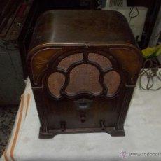 Radios de válvulas: RADIO CROSLEY MODELO 150. Lote 43830110