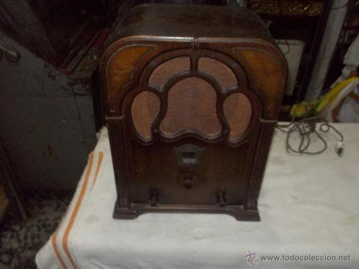 Radios de válvulas: Radio Crosley Modelo 150 - Foto 2 - 43830110