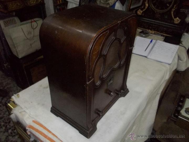 Radios de válvulas: Radio Crosley Modelo 150 - Foto 6 - 43830110