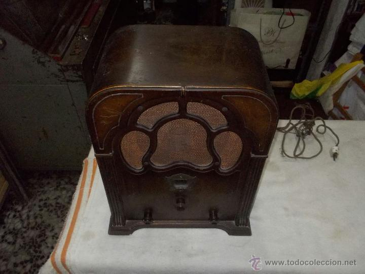 Radios de válvulas: Radio Crosley Modelo 150 - Foto 8 - 43830110