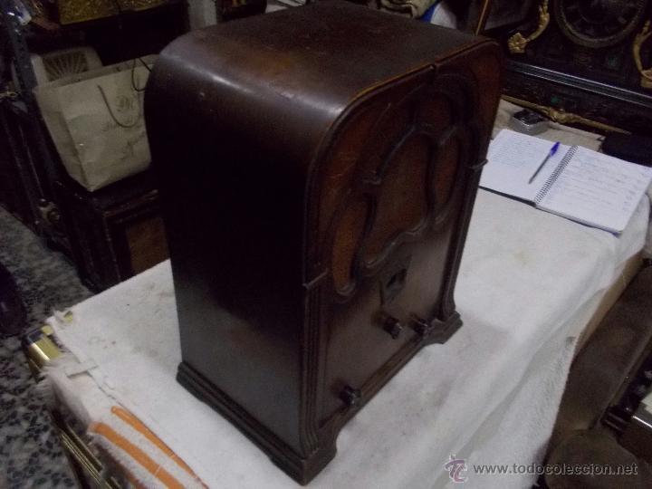 Radios de válvulas: Radio Crosley Modelo 150 - Foto 10 - 43830110