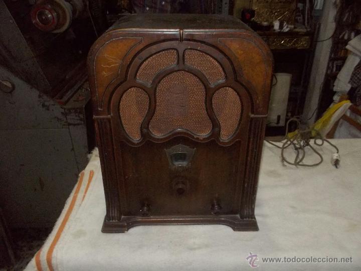 Radios de válvulas: Radio Crosley Modelo 150 - Foto 11 - 43830110