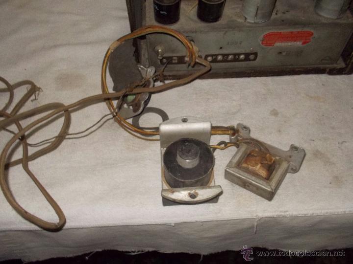 Radios de válvulas: Radio Crosley Modelo 150 - Foto 12 - 43830110