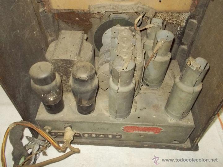 Radios de válvulas: Radio Crosley Modelo 150 - Foto 14 - 43830110