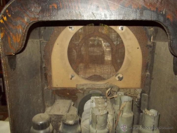 Radios de válvulas: Radio Crosley Modelo 150 - Foto 15 - 43830110