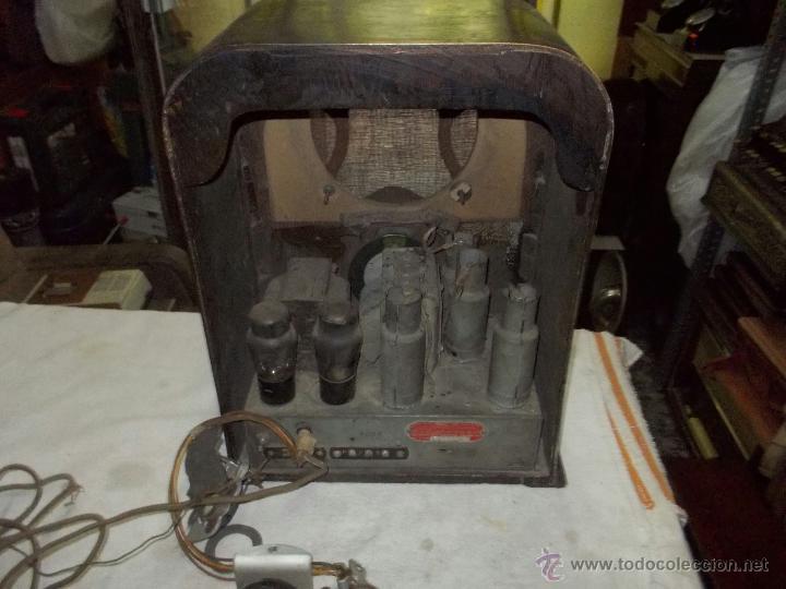 Radios de válvulas: Radio Crosley Modelo 150 - Foto 16 - 43830110