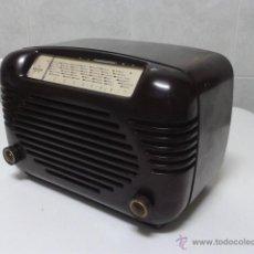 Radios de válvulas - Antigua y coqueta radio SIEMENS - SUPER 513 U. 1951 . FUNCIONANDO a 220 V - 41049640