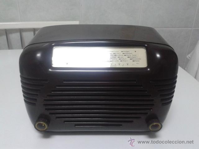 Radios de válvulas: el dial sale con reflejo ..pero está perfecto - Foto 9 - 41049640