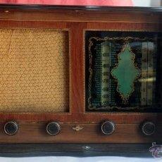 Radios de válvulas: ANTIGUA RADIO AGRIS MOD TP=U. Lote 44066935