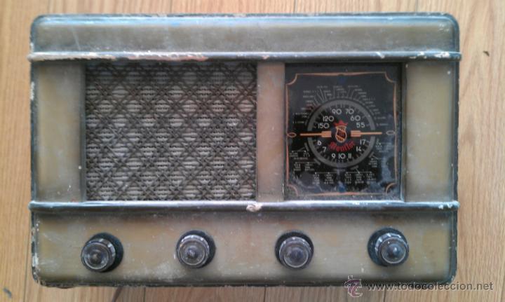 1940? ANTIGUA RADIO L. FREIXA BARCELONA (Radios, Gramófonos, Grabadoras y Otros - Radios de Válvulas)