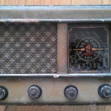 Radios de válvulas: 1940? ANTIGUA RADIO L. FREIXA BARCELONA. Lote 44143765