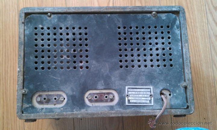 Radios de válvulas: 1940? ANTIGUA RADIO L. FREIXA BARCELONA - Foto 2 - 44143765