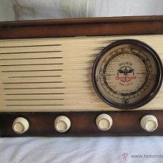 Radios de válvulas: APARATO DE RADIO ANTIGUO. Lote 44171266