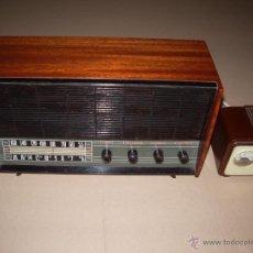 Radios de válvulas: RADIO DE VALVULAS. Lote 44295989