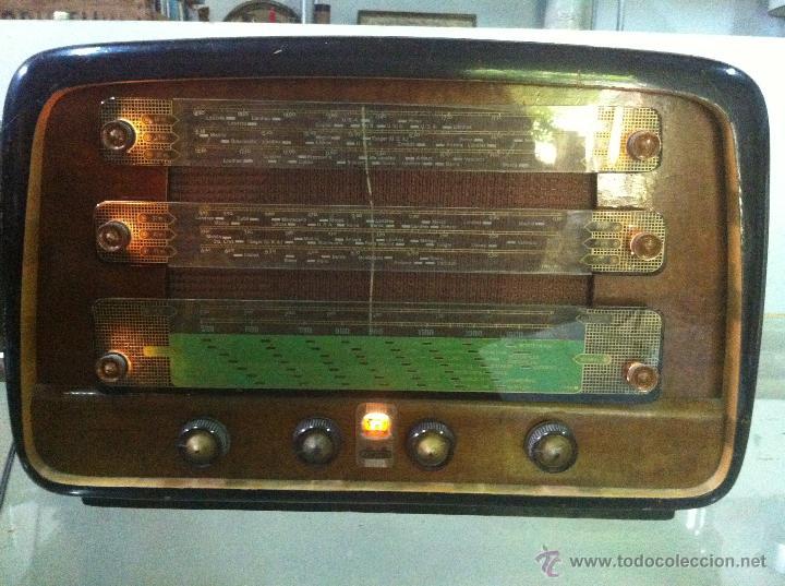 RADIO VALVULAS IBERIA (Radios, Gramófonos, Grabadoras y Otros - Radios de Válvulas)
