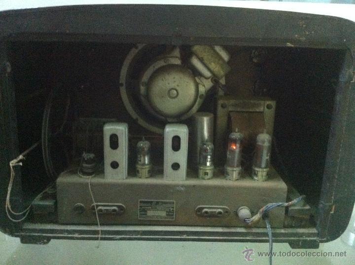 Radios de válvulas: RADIO VALVULAS IBERIA - Foto 2 - 44302021