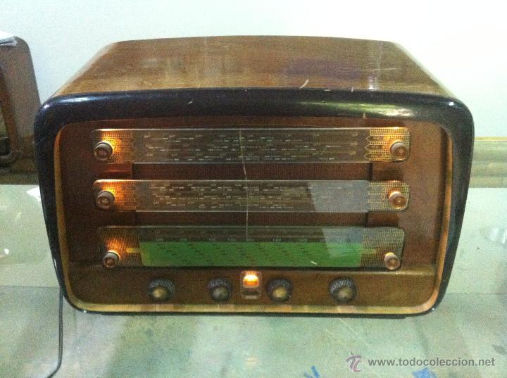 Radios de válvulas: RADIO VALVULAS IBERIA - Foto 3 - 44302021