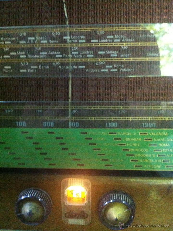 Radios de válvulas: RADIO VALVULAS IBERIA - Foto 4 - 44302021