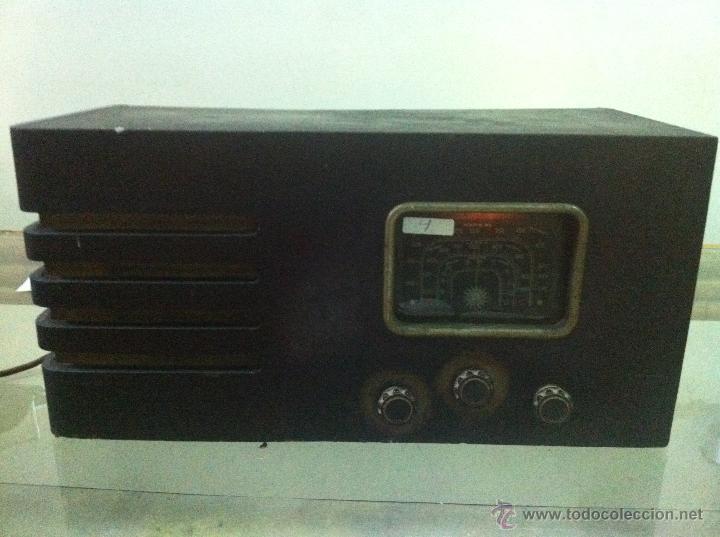RADIO VALVULAS (Radios, Gramófonos, Grabadoras y Otros - Radios de Válvulas)