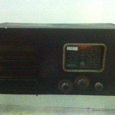Radios de válvulas: RADIO VALVULAS. Lote 44302163