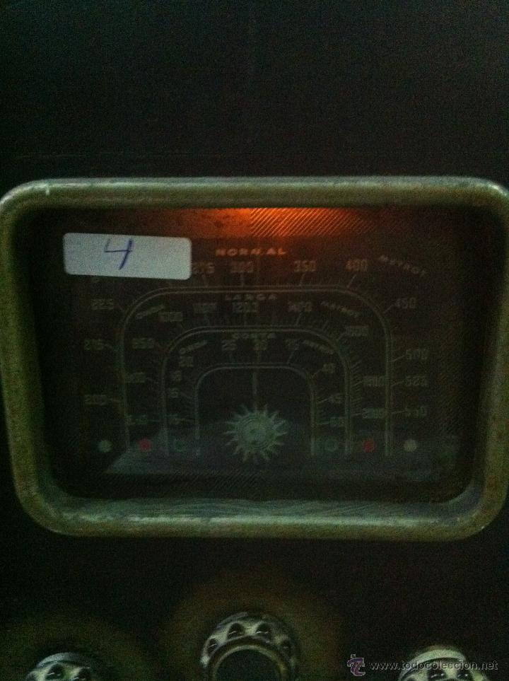 Radios de válvulas: RADIO VALVULAS - Foto 3 - 44302163