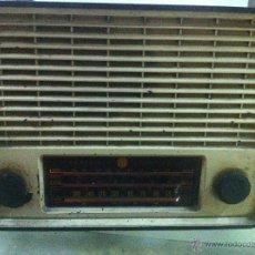 Radios de válvulas: RADIO INGLESA PYE. Lote 44355493
