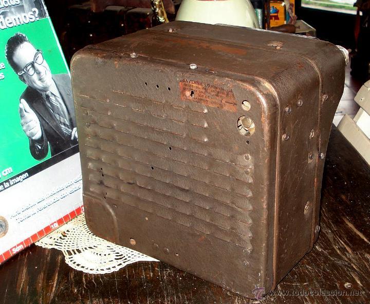 Radios de válvulas: Antigua Auto Radio Valvulas Cadillac Delco 1946 47 Model 7253207 Excelente Estado general sin probar - Foto 5 - 44651853