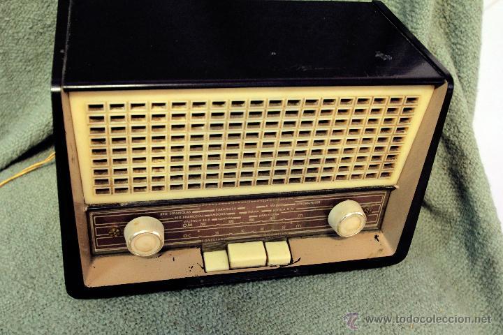 Radio valvulas antigua philips comprar radios de v lvulas en todocoleccion 45075123 - Fotos radios antiguas ...