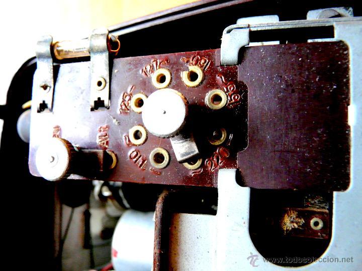 Radios de válvulas: RADIO LORENZ WEEKEND 1953 - DE VALVULAS, PORTABLE - Foto 4 - 45219401