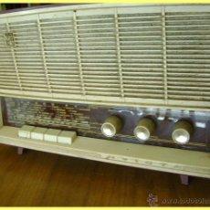 Radios de válvulas - Radio Invicta modelo 6480 - 45327981