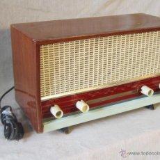 Radios de válvulas: RADIO INCODESA MOD. 1009. Lote 45410867