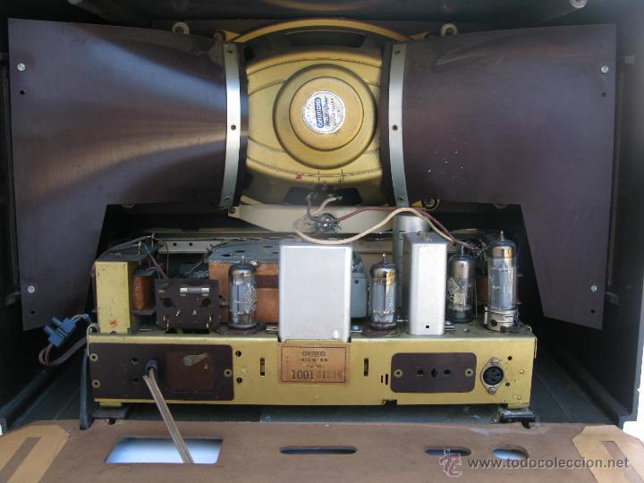 Radios de válvulas: radio marca grundig model 955 3d klang made in W germany funciona perfectamente - Foto 5 - 45696771