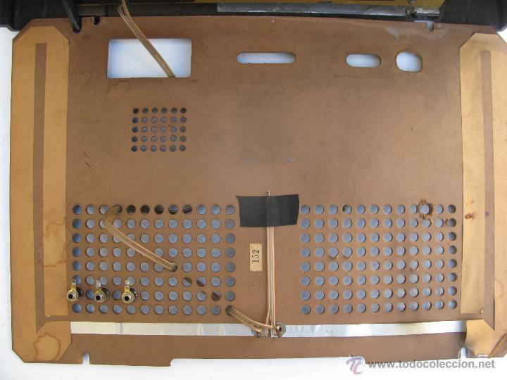 Radios de válvulas: radio marca grundig model 955 3d klang made in W germany funciona perfectamente - Foto 7 - 45696771