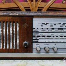 Radios de válvulas: RADIO VALVULAS TELEFUNKEN INTERMEZZO A 2747 FM AÑOS 60. Lote 45951615
