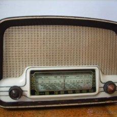 Radios de válvulas: RADIO IBERIA A VALVULAS Y FUNCIONA EN TODAS LAS BANDAS.. Lote 45978283