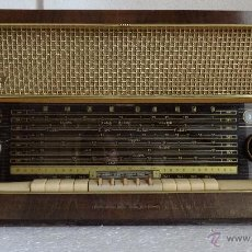 Radios de válvulas: RADIO GRUNDIG MODELO MAJESTIC1960 - 15. Lote 42973462