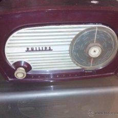 Radios de válvulas: RADIO PHILIPS. Lote 46775767