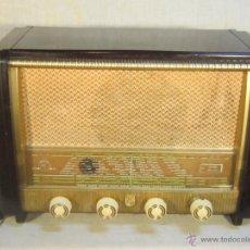 Radios de válvulas: ESTUPENDA RADIO DE VALVULAS PHILIPS. Lote 46883096