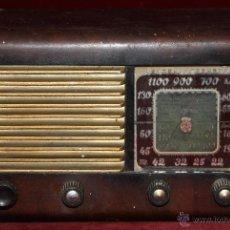 Radios de válvulas: ANTIGUA RADIO BABY ROY DE LOS AÑOS 50. Lote 47079622
