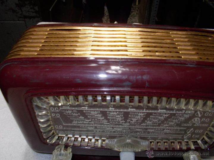 Radios de válvulas: Radio Radialva - Foto 3 - 47209758