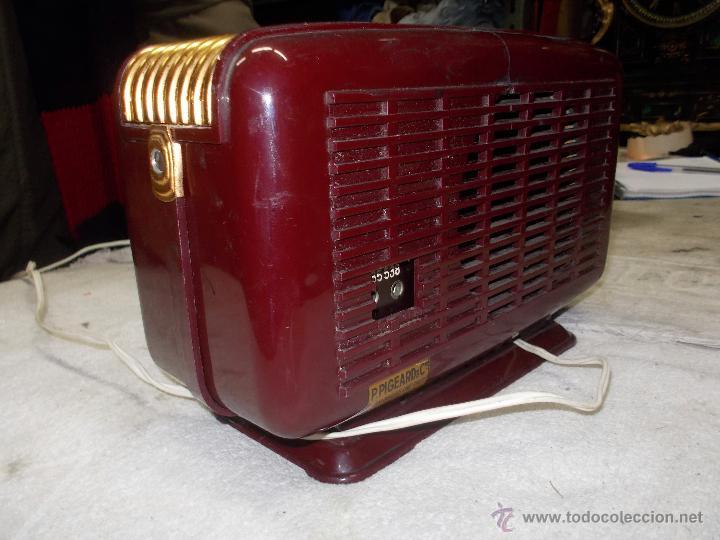 Radios de válvulas: Radio Radialva - Foto 12 - 47209758