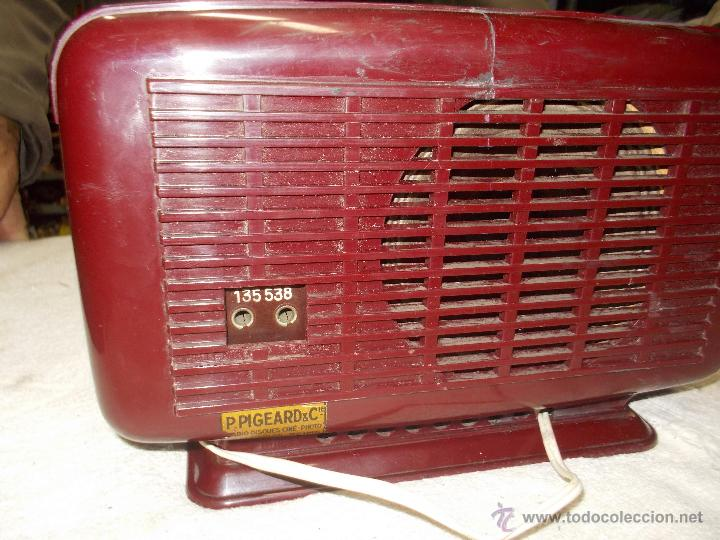 Radios de válvulas: Radio Radialva - Foto 13 - 47209758