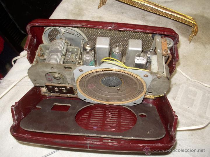 Radios de válvulas: Radio Radialva - Foto 15 - 47209758