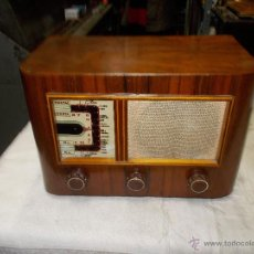 Radios de válvulas: RADIO SIN MARCA. Lote 47209811
