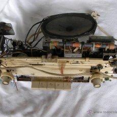 Radios de válvulas: ANTIGUA RADIO A VALVULAS PARA RESTAURAR O COMO DONANTE . Lote 47788353