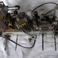 Radios de válvulas: ANTIGUA RADIO A VALVULAS PARA RESTAURAR O COMO DONANTE . Lote 47788476